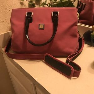 DvF travel bag